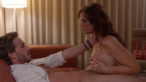 Perfect mature Syren Demer receives rough nailing HD