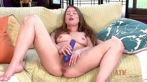 Hairy Taylor Sands fun with toys porno