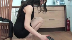 British feet teasing HD