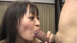 Uncensored toys action in company with hairy japanese brunette