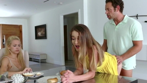 Nailed rough with very small tits mature Shae Blaze