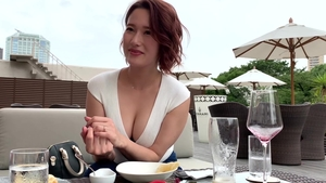Hairy japanese goes for censored good fuck HD