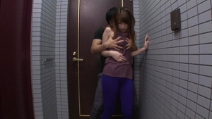 Hairy large tits asian stepmom in HD