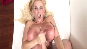 Holly Halston rough playing with toys XXX video