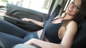 Super sexy american Brooklyn Chase rough squirting
