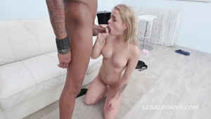 Blonde Alexa Flexy hardcore ass fucking HD