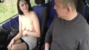 Nailing together with very sexy czech whore