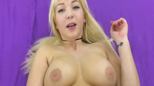 Big butt and curvy chick POV does what shes told
