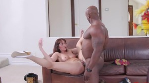 Bianca Breeze interracial pounding