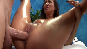 Hot Alexa Tomas nailed cumshot