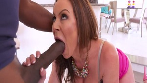 Rough sex scene accompanied by Kendra Lust