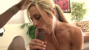 Very huge tits ebony blonde babe rough nailed rough HD
